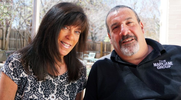 Lisa and Joel Schneider operate two pot-themed bed and breakfasts. Photos by George Demopoulos,