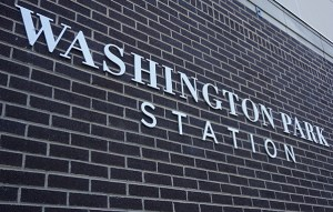 Washington Park Station opened to its tenants about a year ago.