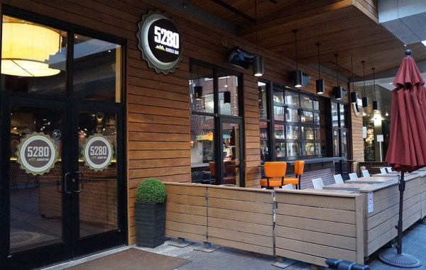 5280 Burger Bar opened its flagship store at Denver Pavilions in 2014. (Amy DiPierro)