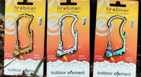 Outdoor entrepreneur fires up carabiner multi-tool