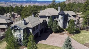 Former Bronco punter nets 30% on Castle Rock mansion sale