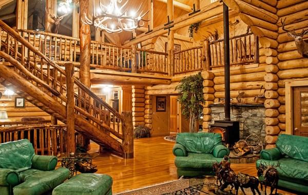 motherwell ranch interior