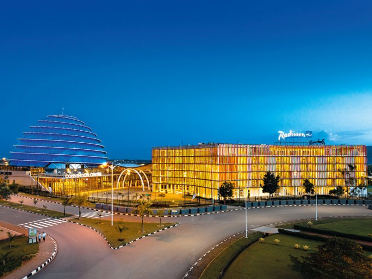 The Kigali Convention Centre is a gem in Africa's growing MICE ...