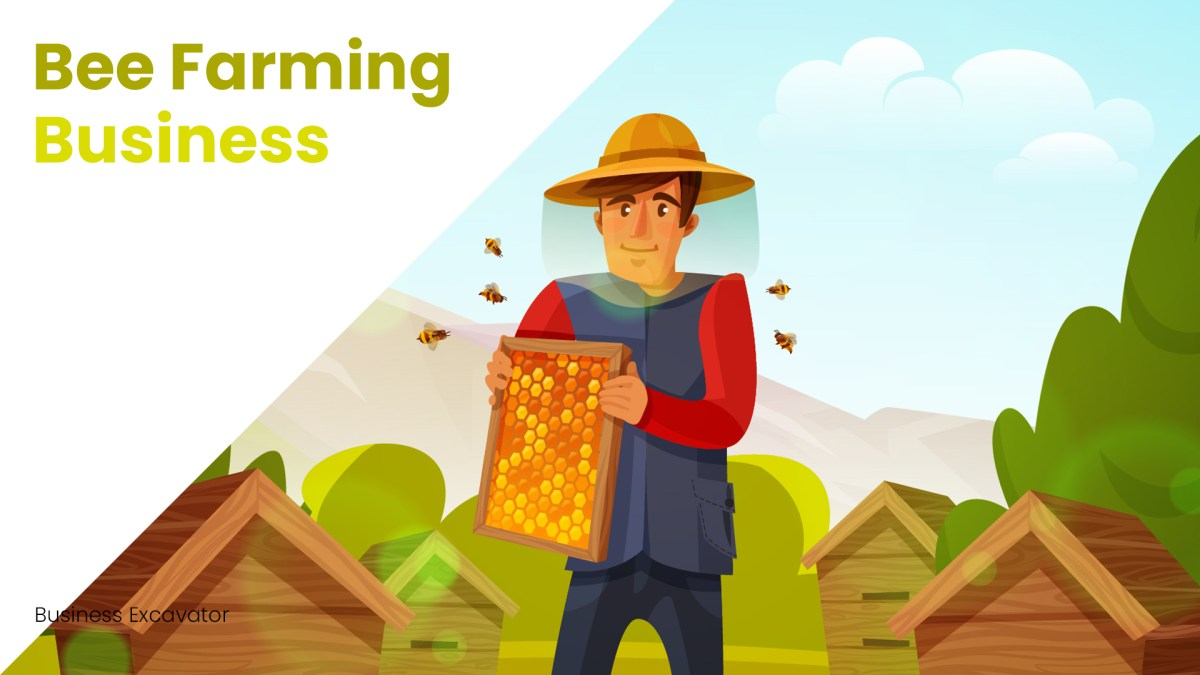 Starting a bee farming business : A commercial outlook