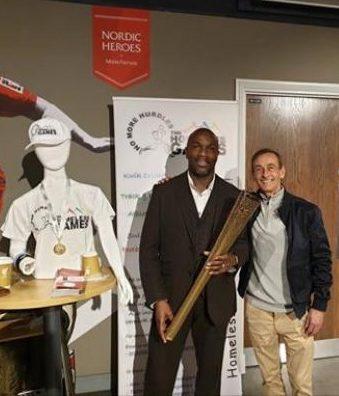 derek-redmond-olympic-torch-liverpool-2019