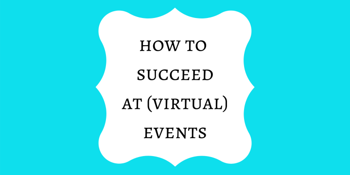 How to Be An Awesome Guest at (Virtual) Events and Shows