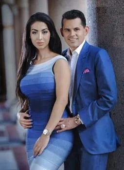 Jose Ardon Family