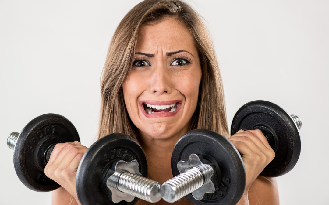 THE BIGGEST PROBLEM FOR PERSONAL TRAINERS