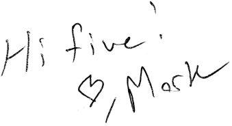 B4U Signature (MF)