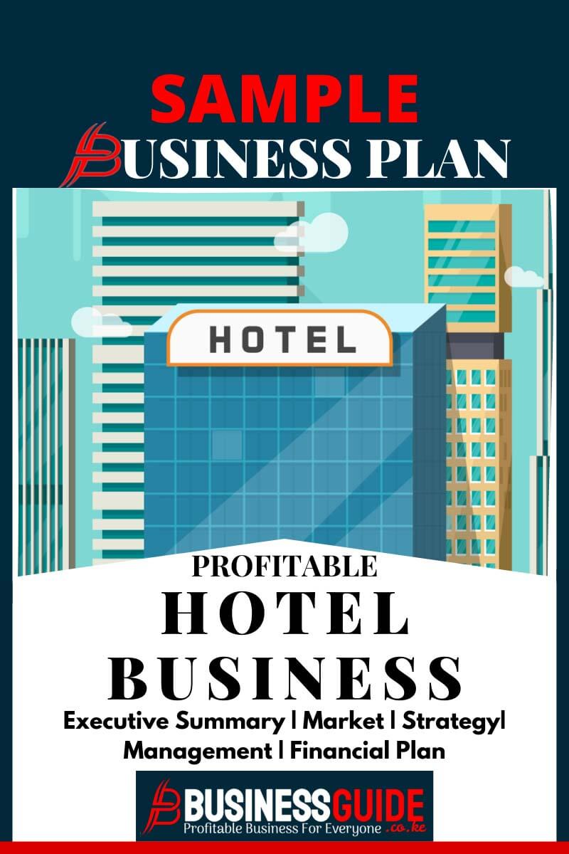 example of long term plan for a hotel service business
