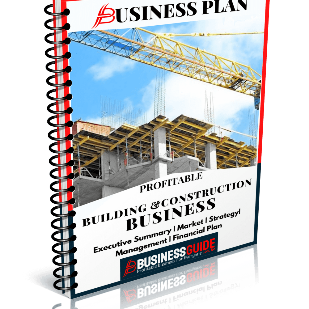 Building and Construction Materials Business In Kenya Business Plan Pdf