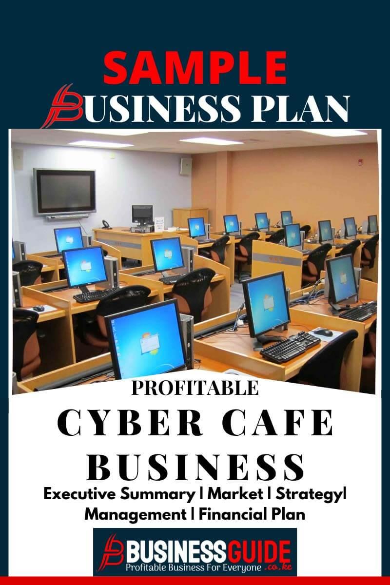 cyber business plan sample