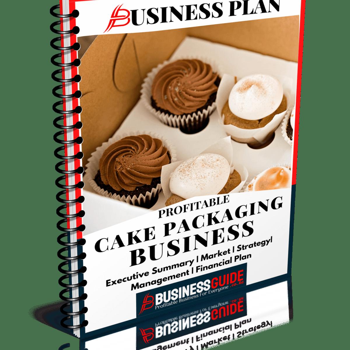 Cake Packaging Business Plan Kenya
