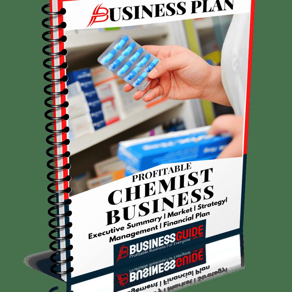 Chemist Business Plan Pdf