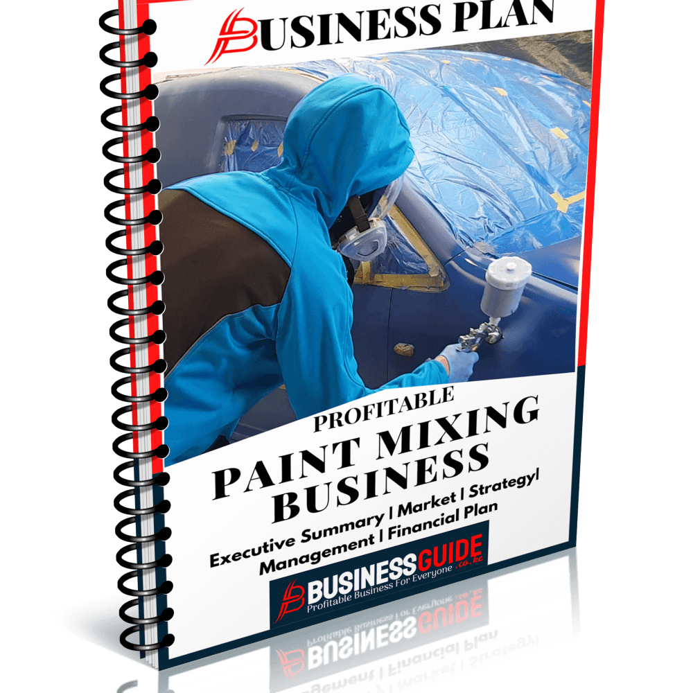 paint mixing business in kenya
