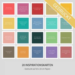 "Inspirationskarten - ""Colors"""