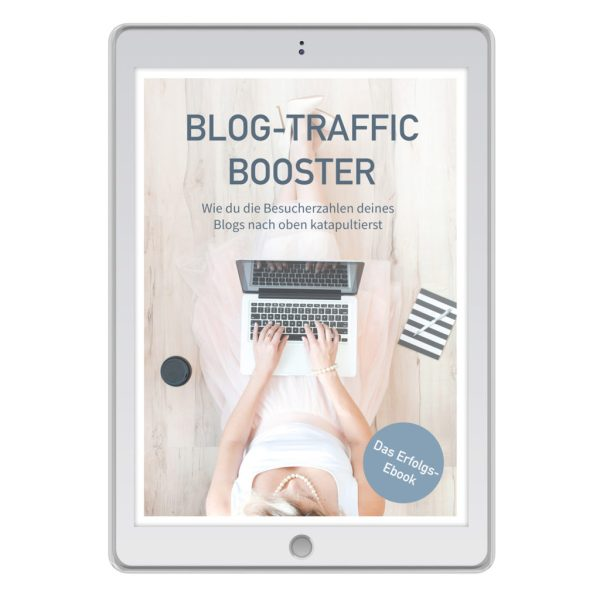 "E-Book ""Blog-Traffic Booster"""