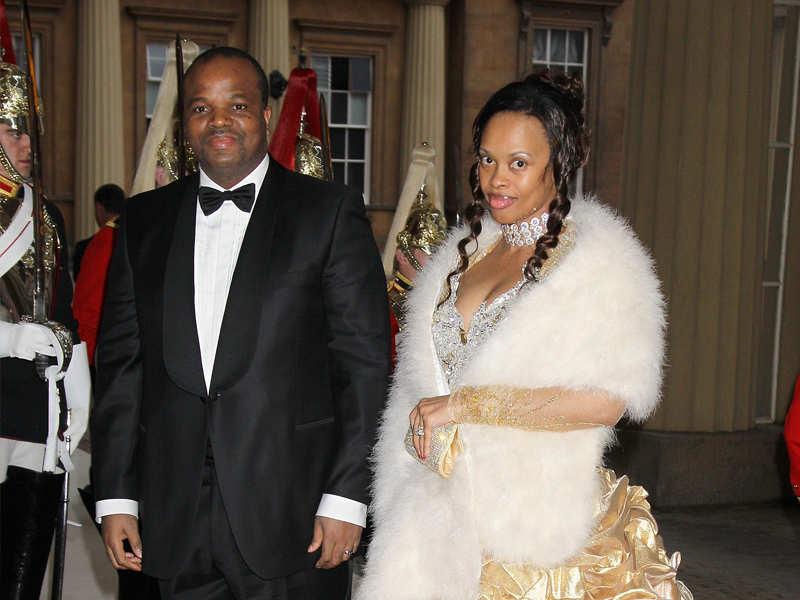Inkhosikati LaMbikiza Wife Of Swazi King Mswati III