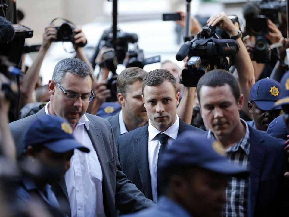 Judge Begins Reading Verdict In Oscar Pistorius Murder Trial