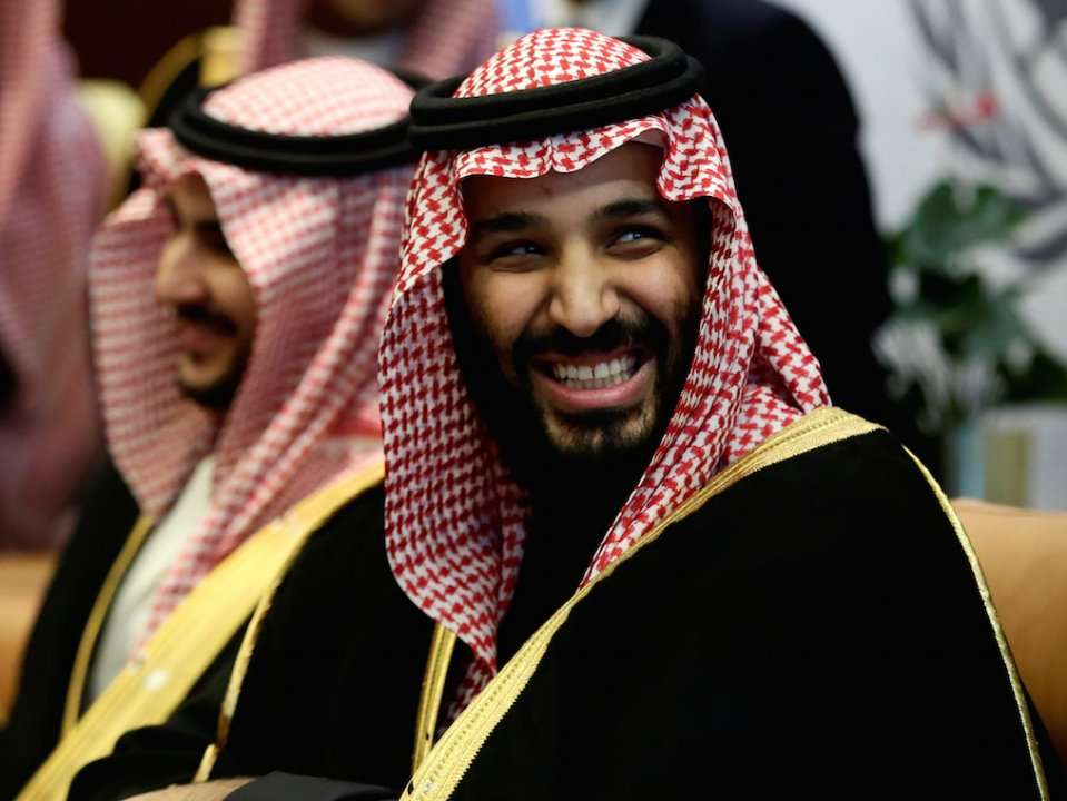 Saudi Arabias Ambitious New Crown Prince Is Reportedly