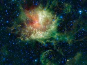 Indian astronomers see over 200 new stars in the Pacman Nebula – 51 of which are yet to reach adulthood
