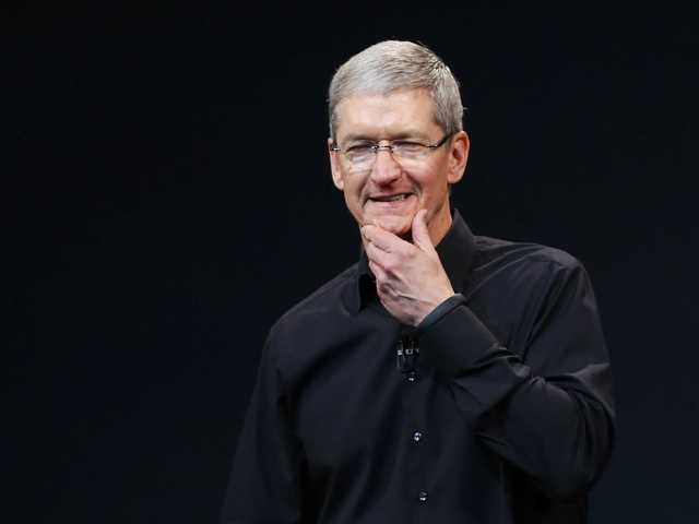 Tim Cook - Apple CEO - 4:30 AM | Email