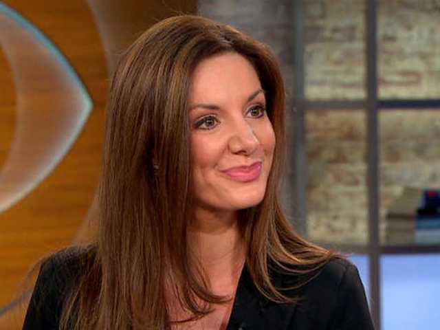 Kat Cole was a star Hooters employee