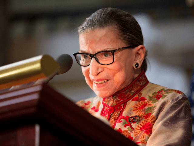 Ruth Bader Ginsburg was a research assistant for a law professor