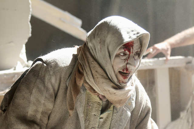 The civil war in Aleppo, the largest city in Syria, reached its climax in 2016. Thousands of civilians were killed and thousands more were trapped as rebel, Syrian, and Russian forces exchanged heavy fire, shattering the city in the process.