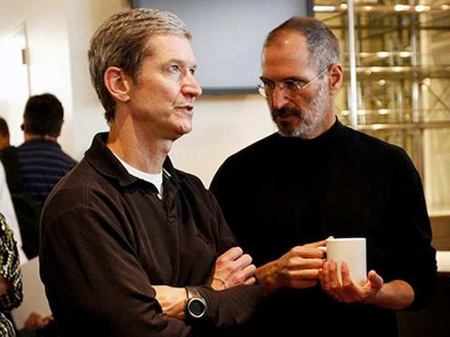 Also in 1998, Jobs hired an executive named Tim Cook to head up Apple's worldwide operations. Cook would stay with the company, eventually becoming chief operating officer.