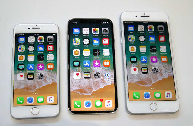 Supply chain sources have said the new iPhone will have a 6.1-inch screen, which is bigger than the screens on the iPhone X and the iPhone 8 Plus.