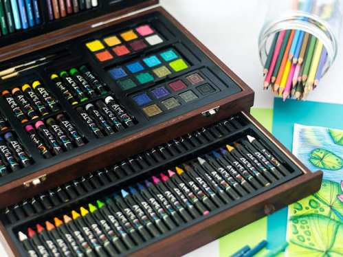 An Artistic Kit for Their Little Artist Inside