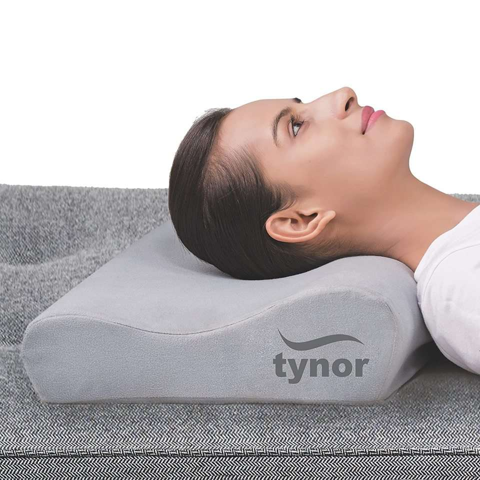 best pillow for neck pain india