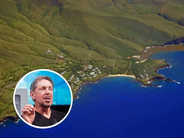 Oracle billionaire Larry Ellison has moved to Lanai, the Hawaiian island he's spent half a billion dollars developing. Here's how Ellison bought 98% of the island and turned it into a sustainability experiment.