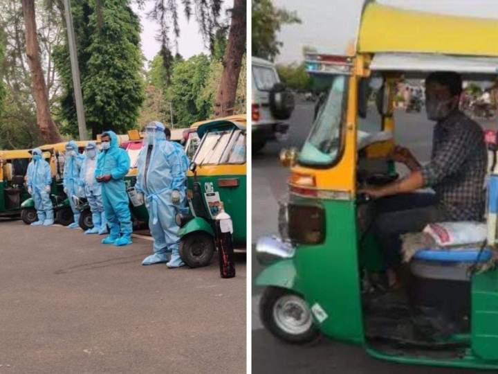 In India, three-wheelers called 'autos' are becoming ambulances as the health infrastructure crumbles | BusinessInsider India