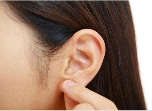 Do ear massage only 1 minute every morning