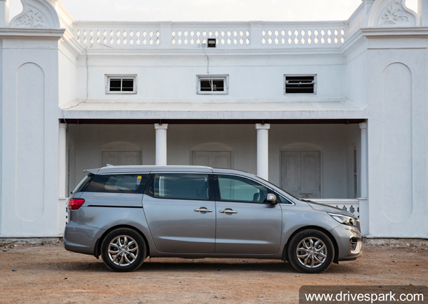 Carnival MPV Review (First Drive): Driving Experience, Performance, Handling