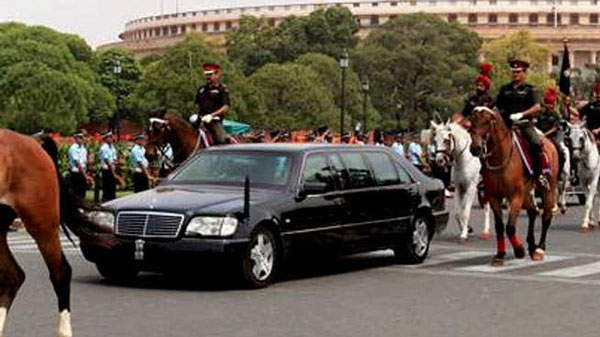 Independence Day: Independence Day: President Ram Nath Kovind uses this magnificent, know about it