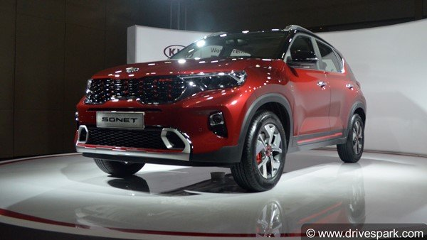 Kia Sonet Review First Look Design Features Price Review