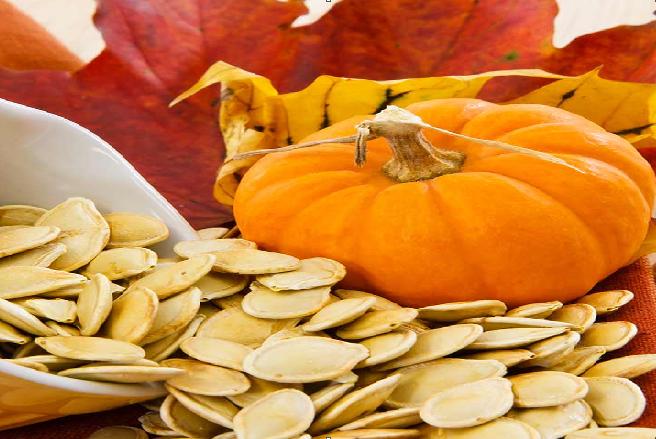 Pumpkin Seeds Help Improve Immune System