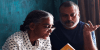 Manish Gupta with famous theater and film actress Surekha Sikri