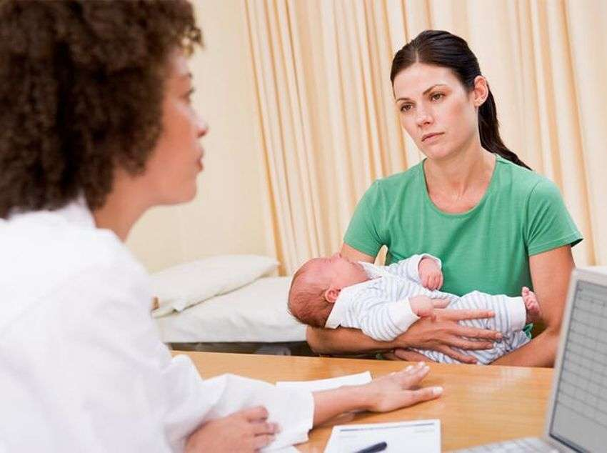 Do you know: Children of depressed mothers have a 70 percent higher risk of developing depression