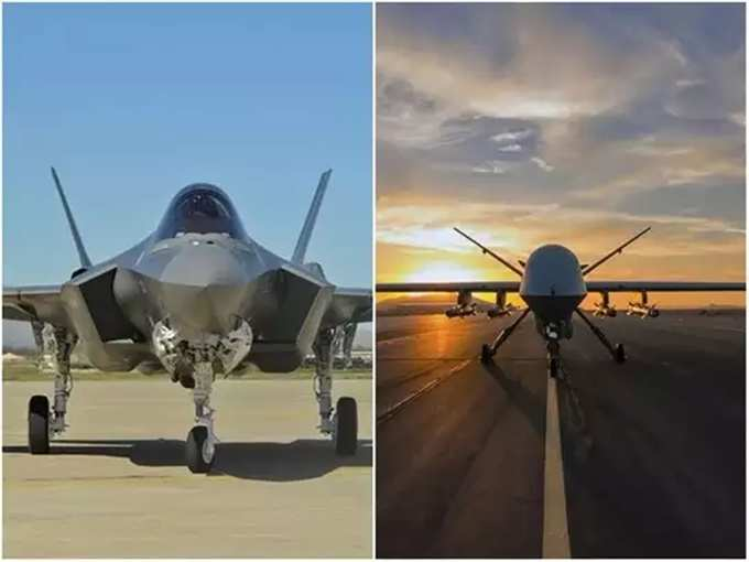 US Army will compete in fighter jets and drones