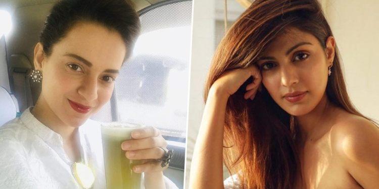Impact on The Entire Bollywood Industry by Rhea Chakraborty and Kangana Ranaut Case