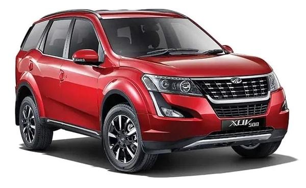 Mahindra XUV 500 2020