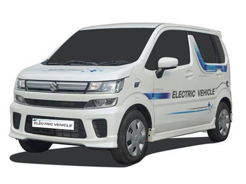 New Maruti Electric Car