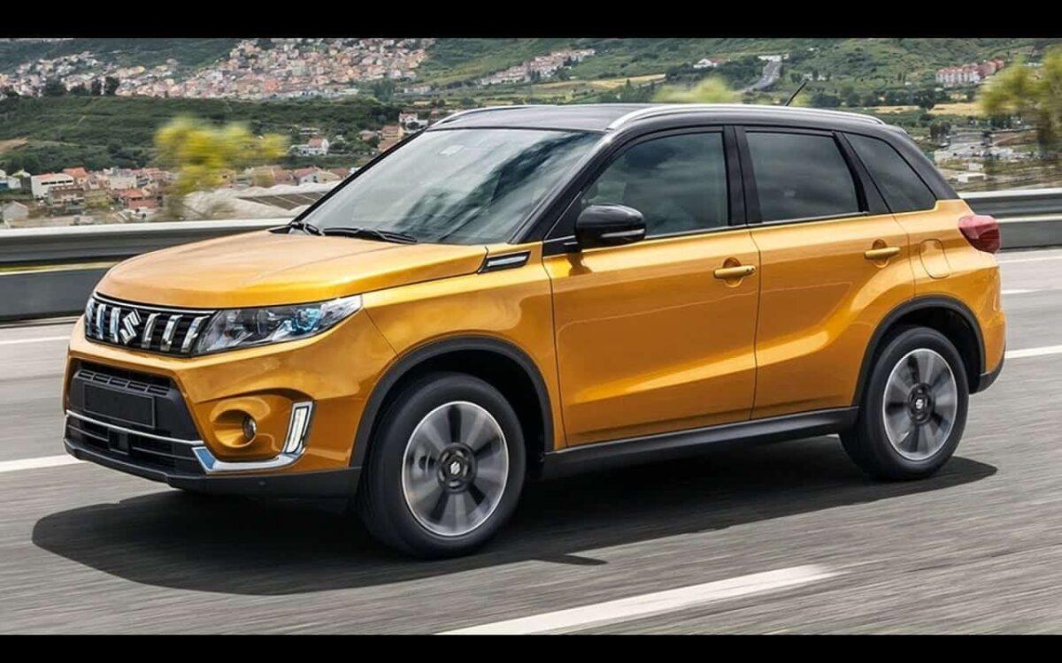 New Maruti mid-sized SUV