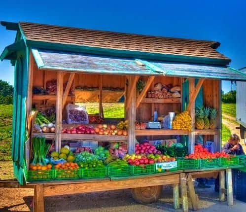 Rodeside Vegetable Shops