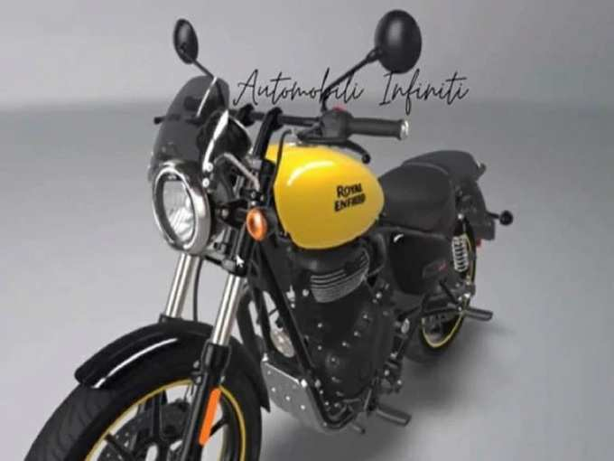 Royal Enfield Meteor 350 launch