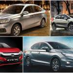 Bring Home A Favorite Car On Diwali Honda Amaze City And Civic Get Sedans Up To 2 50 Lakhs